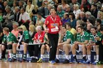 Velimir Petkovic mit seiner Mannschaft