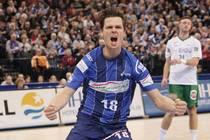 Hans Lindberg vom HSV Handball.