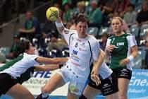 Anne Müller vom HC Leipzig