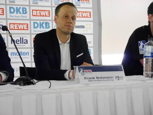 HBL-Geschäftsführer Frank Bohmann