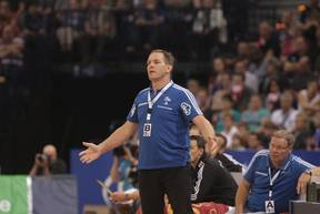Alfred Gislason vom THW Kiel