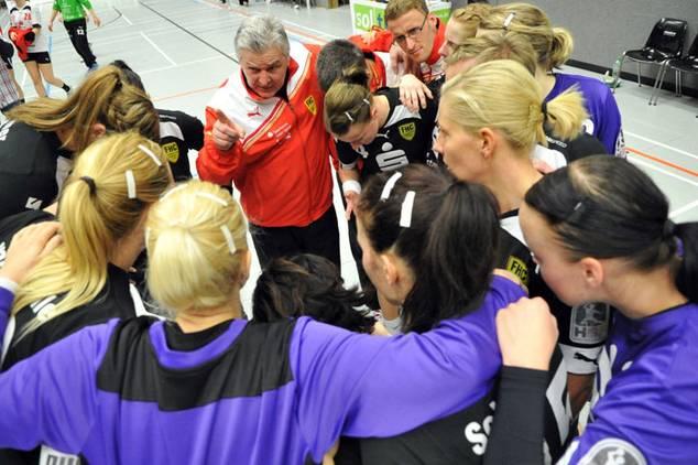 Der Frankfurter HC spielt nun in der 3. Liga Frauen Ost