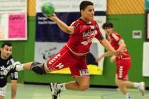 Nachwuchsspieler Felipe Soteras-Merz spielt schon extrem konstant