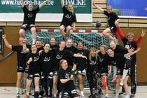SVG Celle feiert Aufstieg in die 1. Bundesliga der Frauen