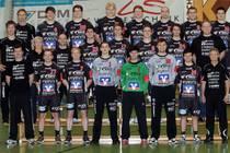 Die Mannschaft vom TV Neuhausen ist im DHB-Pokal zu Gast bei der SG...