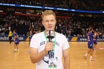 Christian Stübinger ist der Hallensprecher beim HSV