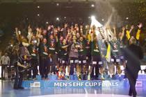 Füchse Berlin gewinnen EHF Cup 2015