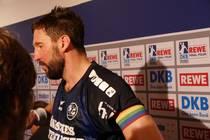 Tobias Karlsson von der SG Flensburg-Handewitt