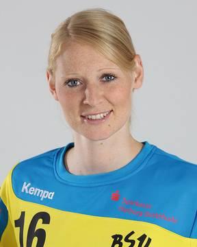 Jana Krause im Portrait