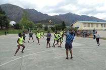 Als Handballvolontär in Südafrika