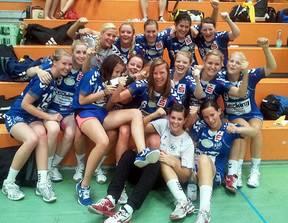 ASC 09 Damen gewinnen Dortmunder Stadtmeisterschaften