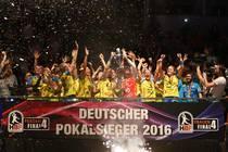HC Leipzig holt sich den DHB-Pokal 2016