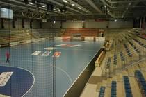Die WESTPRESS-arena (ehemals Maxipark) in Hamm