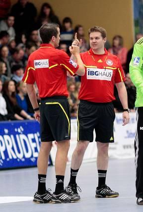 Bundesliga-Schiedsrichter Ronald Klein