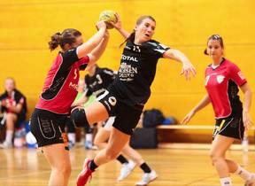 Junioren-Nationalspielerin Isa Sophia Rösicke überzeugte wie die ganze...