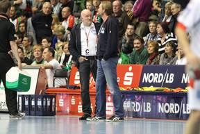 Andreas Rudolph mit Martin Schwalb