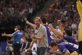 Martin Schwalb vom HSV Handball