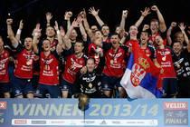 Champions League Sieger 2014 - SG Flensburg-Handewitt