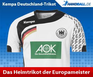 DHB Handball Heimtrikot Deutschland von Kempa