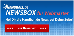 Handball.de Newsbox für Webmaster