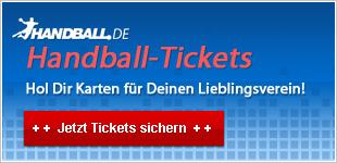 Handball-Tickets